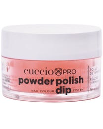 Powder Polish Coral w/Peach Undertones .5 oz.