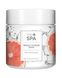 Spa Collection Bright Citron Soak 14.4 oz.
